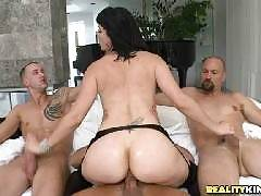 Give me more. Bobbi Starr Voodoo Eric Swiss Chris Strokes
